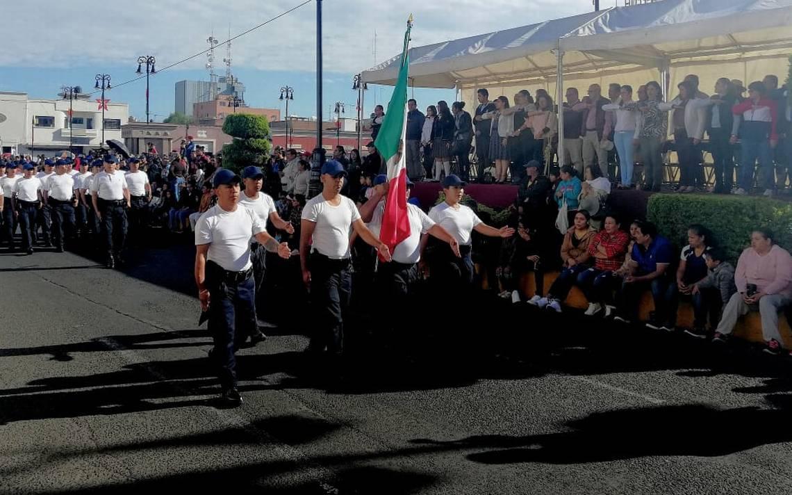 Conmemoran ClX Aniversario de la Revolución Mexicana - El Sol de Salamanca