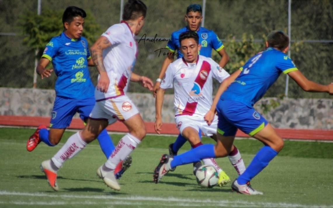Segunda derrota en fila para el Salamanca FC - El Sol de Salamanca