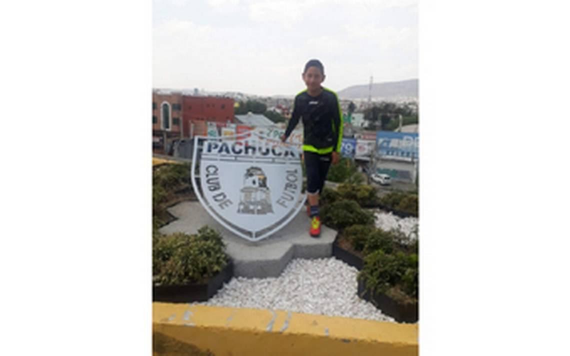 Niños salmantinos aceptados en Fuerzas Básicas del Pachuca - El Sol de Salamanca