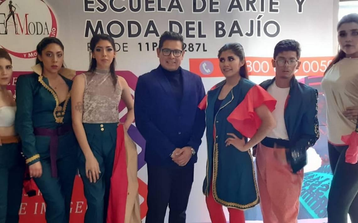 Destaca Daniel Quijano en el diseño de modas - El Sol de Salamanca