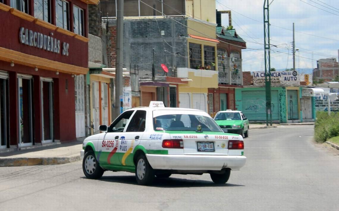 Reanudan instalación de GPS a taxis - El Sol de Salamanca